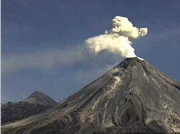 Webcams de México estrena vista al Volcán de Colima
