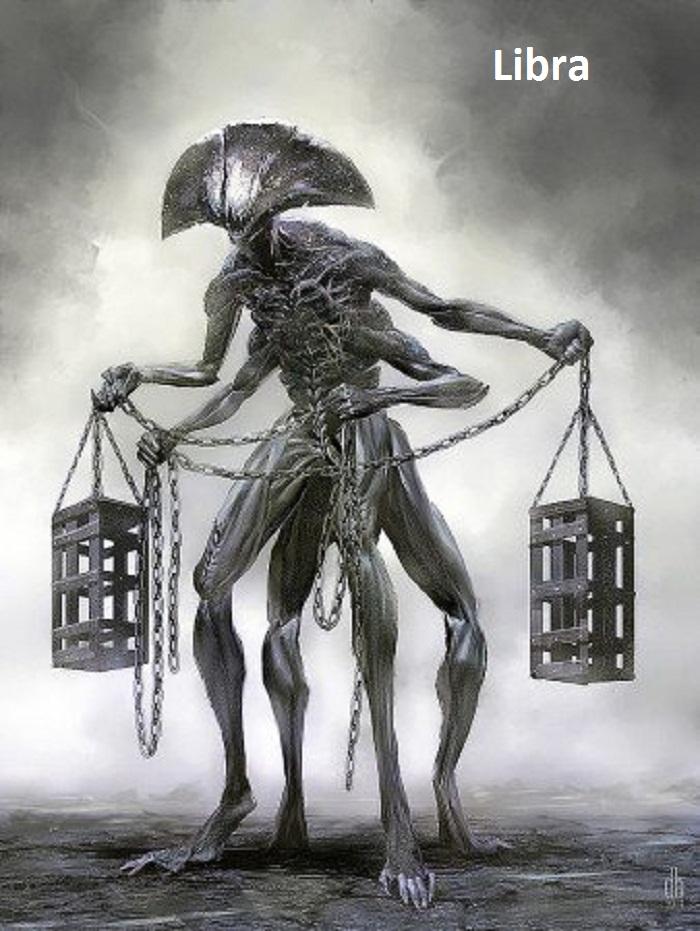 Tu signo del zodiaco en su versión monstruo (IMÁGENES)