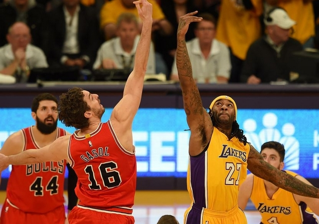 El regreso de Pau Gasol al Staples Center