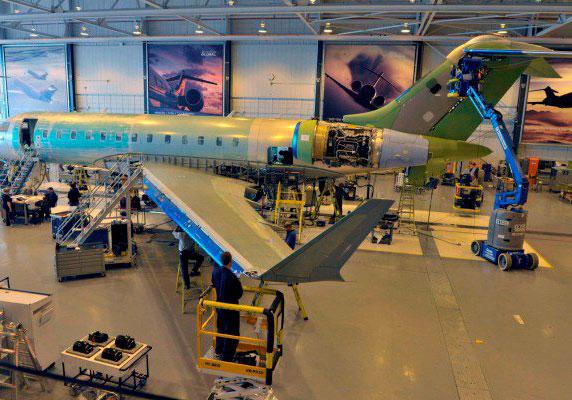 Bombardier recortará empleos en planta de Querétaro