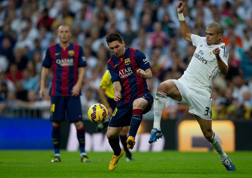 La competencia en el fútbol español
