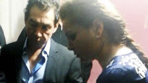 José Luis Abarca, acusado de secuestro de los 43 normalistas de Ayotzinapa