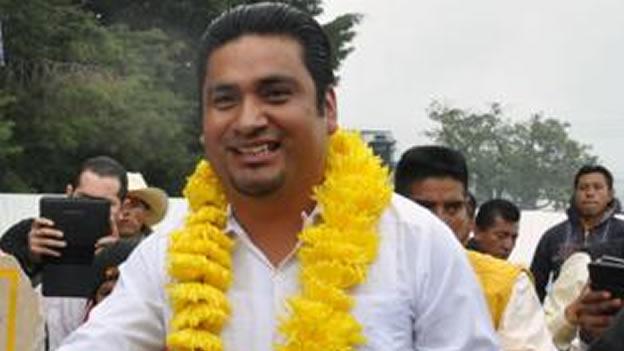 Alcalde perredista de Chiapas, detenido por tortura