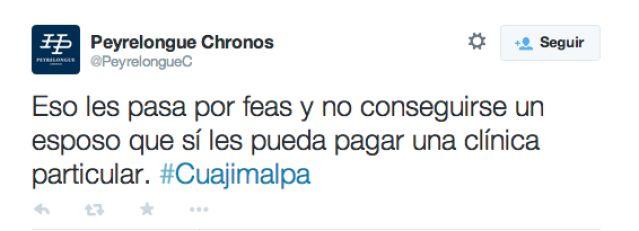 Joyería se mofa de las víctimas de la explosión en hospital de Cuajimalpa