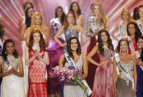 Colombia se corona como Miss Universo
