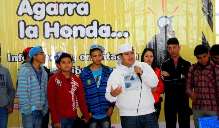 """Acuña: Invita la Dirección de Atención a la juventud al evento: """"Agarra  la Honda""""."""