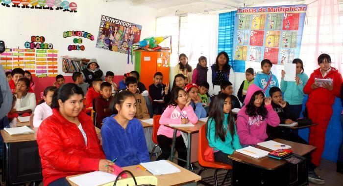 Implementa Sistema DIF Acuña programa de salud bucal en escuelas.
