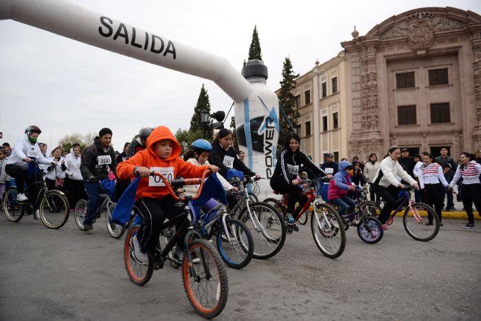 Saltillo: Celebran con activación física el Día Mundial de Educación Ambiental