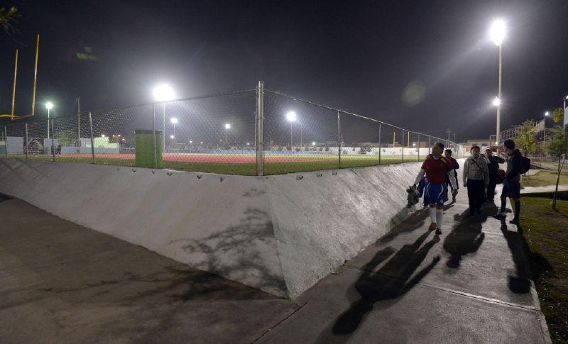 Saltillo: Abierta escuela de futbol infantil en Biblioparque Norte