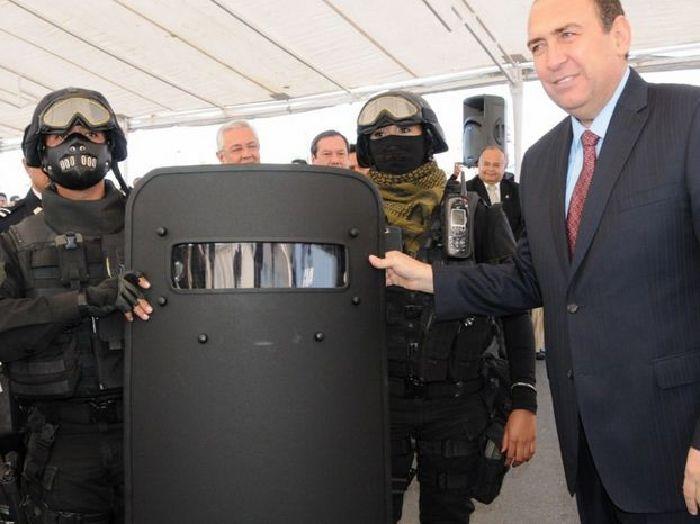 Dos policías de grupo de élite de Coahuila detenidos por nexos con el narco