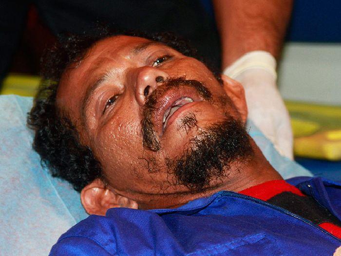 Aparecen vivos en Acapulco 2 pescadores, tras 23 días de naufragio