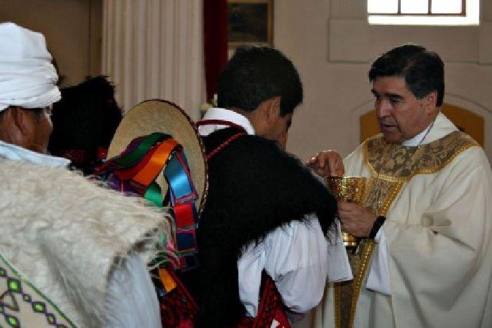 El matrimonio sin hijos no tendrá validez para la Iglesia: obispo de San Cristóbal