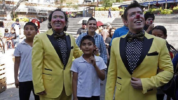 El payaso 'Lagrimita' busca la candidatura a la alcaldía de Guadalajara