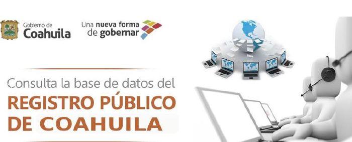 Registro Público de la propiedad deja de funcionar en Coahuila