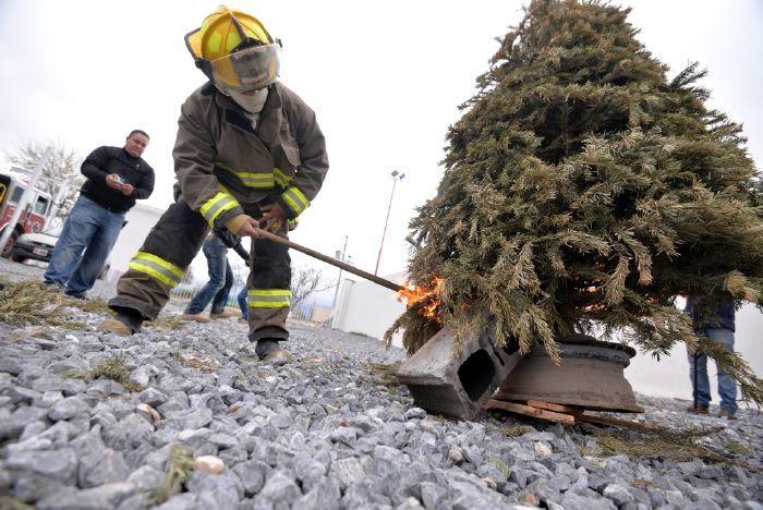 Bomberos Saltillo exhorta a prevenir incendios