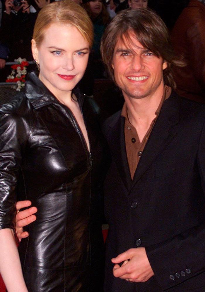 Confirman que la cienciología destruyó el matrimonio de Tom Cruise y Nicole Kidman