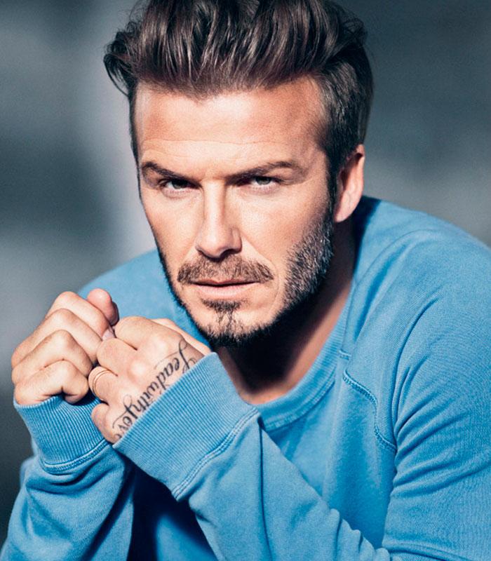 OMG! ¡David Beckham se ve más hot que nunca en su nueva sesión de fotos!
