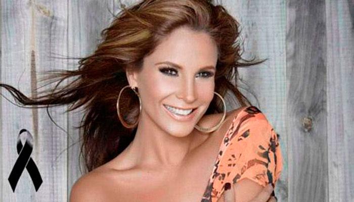 Fallece a los 44 años la actriz Lorena Rojas