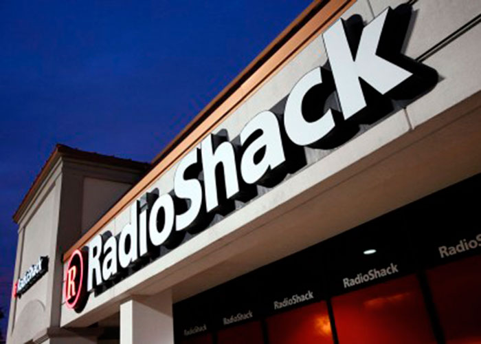RadioShack se declara en bancarrota; cerrará mil 600 tiendas
