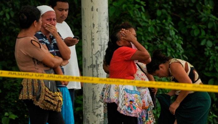 Asesinos masacran a cuatro hermanos en El Salvador