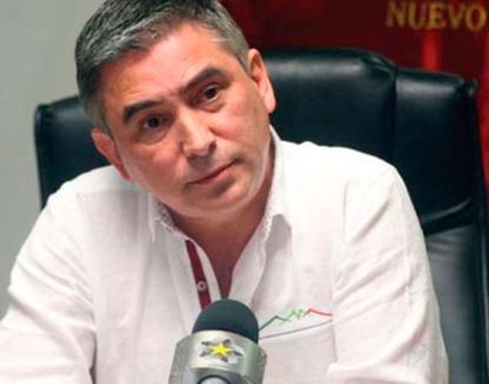 Renuncia Aldo Fasci al PRI