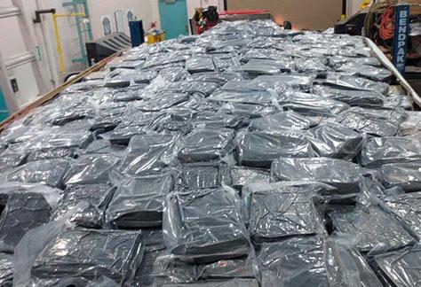 Incautan más de 270 kilos de mariguana en Santa Teresa Chihuahua
