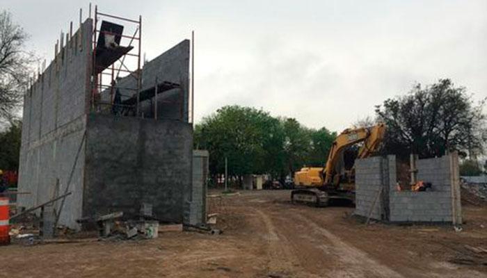 Remodelación de Parque España registra 60% de avance