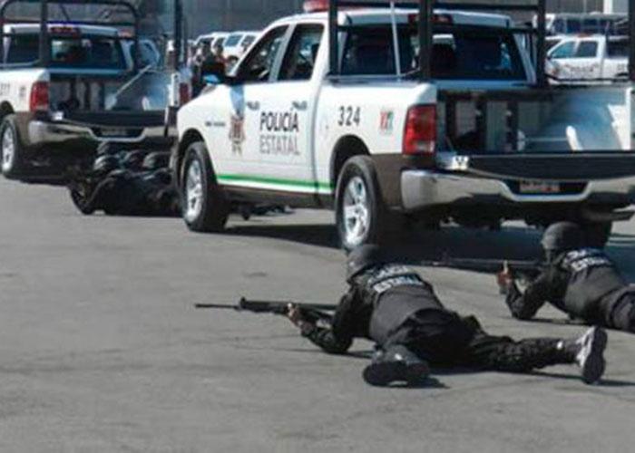 Frontera se mantiene segura y vigilada: PGJNL