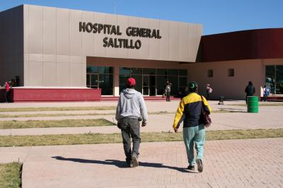 Temor en hospitales de Coahuila