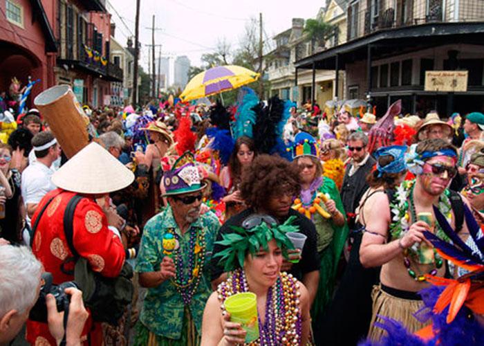 Época de carnavales: los 7 mejores del mundo