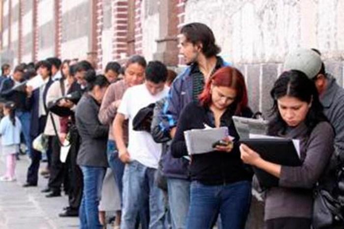 Desempleo en México cae a 4.4% en 4T: INEGI