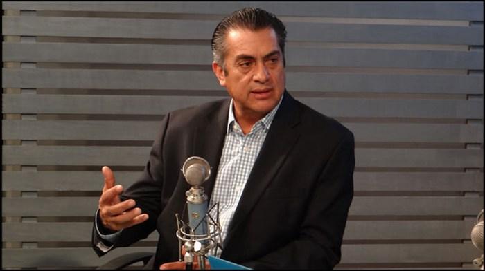 """Logra """"El Bronco"""" candidatura oficial al gobierno de Nuevo León."""