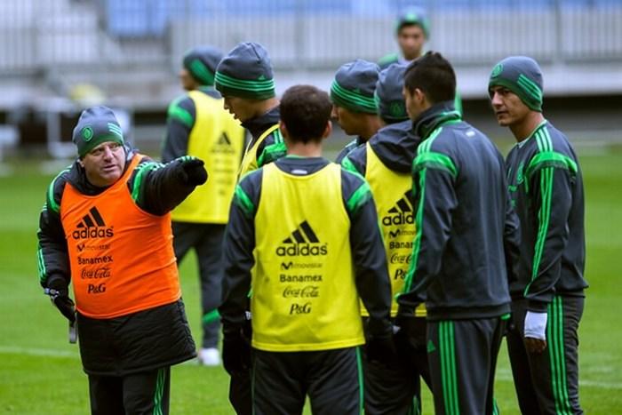 México salió del Top 20 en ranking FIFA