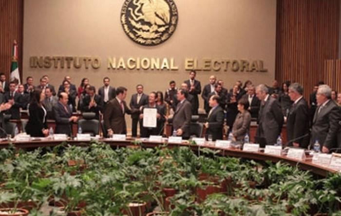 INE emite reglas para coaliciones de partidos políticos