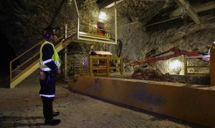 Inversión en minería en México cae a la mitad en tres años
