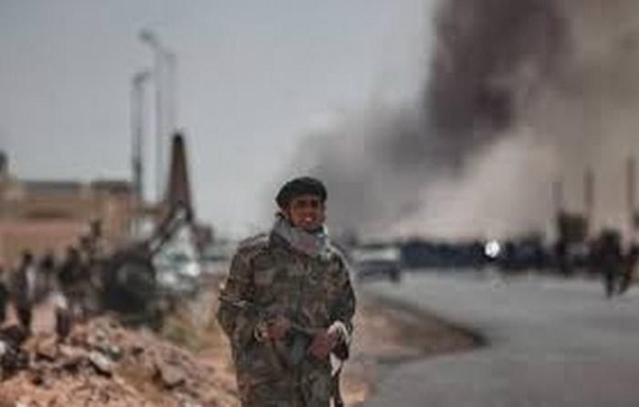 Cuarenta muertos en una ciudad de Libia por un triple atentado con coches bomba