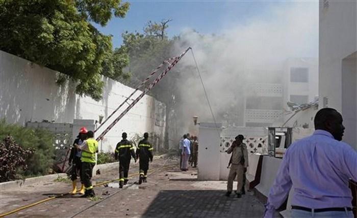 El ataque a un hotel en Somalia deja 25 muertos