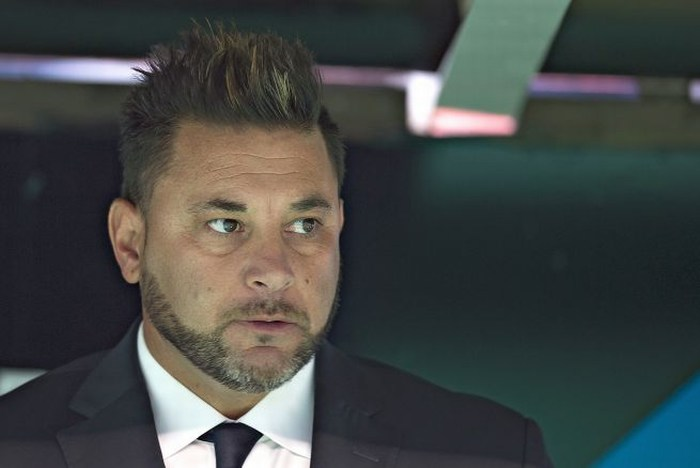 Antonio Mohamed llegó a Monterrey para firmar como nuevo técnico de Rayados