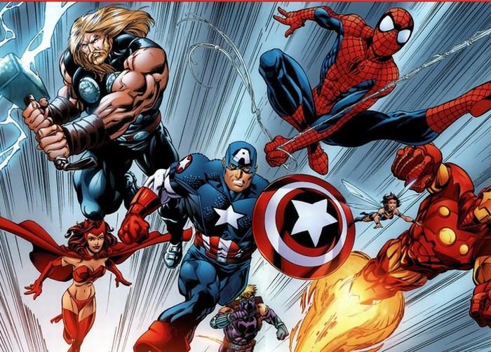 Spiderman llegará a las películas de Marvel