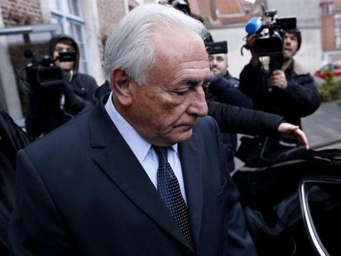 Strauss-Kahn dice que no sabía que a sus orgías iban prostitutas