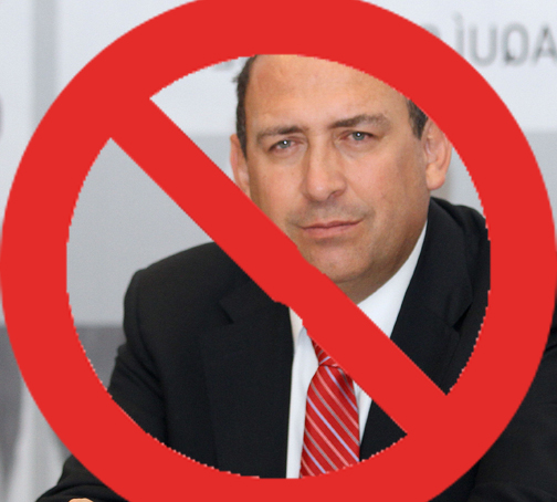 Candidatos se deslindan del Gobernador Moreira