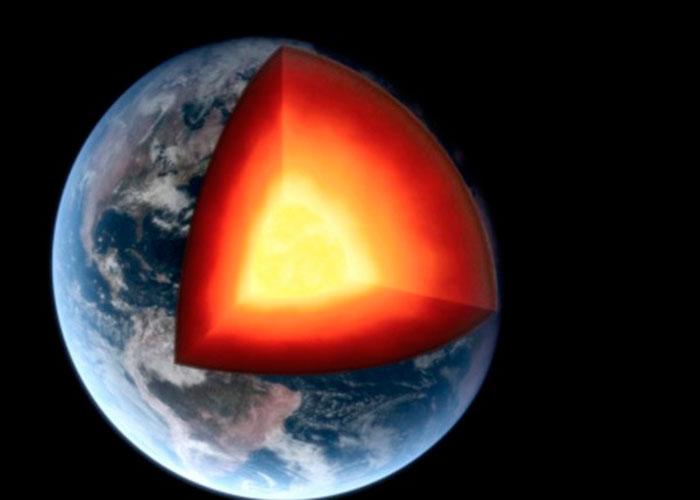Descubren el auténtico centro de la Tierra