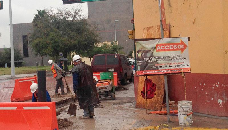 Planean autoridades abrir vialidades del Barrio Antiguo