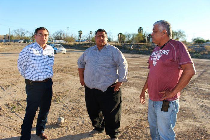 Sabinas: El Gobierno Municipal crea y rehabilita espacios deportivos