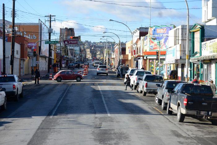 Saltillo: Inicia regeneración de calle Allende