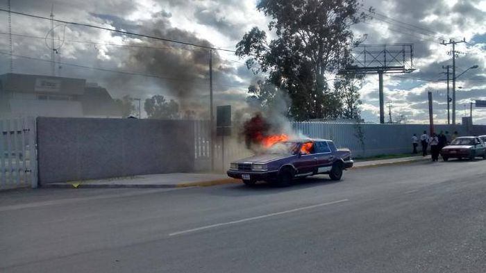 Se prende asunto de decomiso de autos en Coahuila