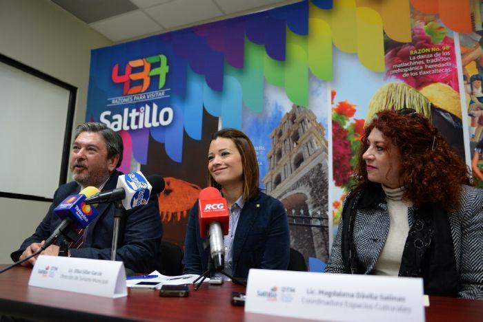 Saltillo: Cierra este viernes la convocatoria al Concurso de Cartel