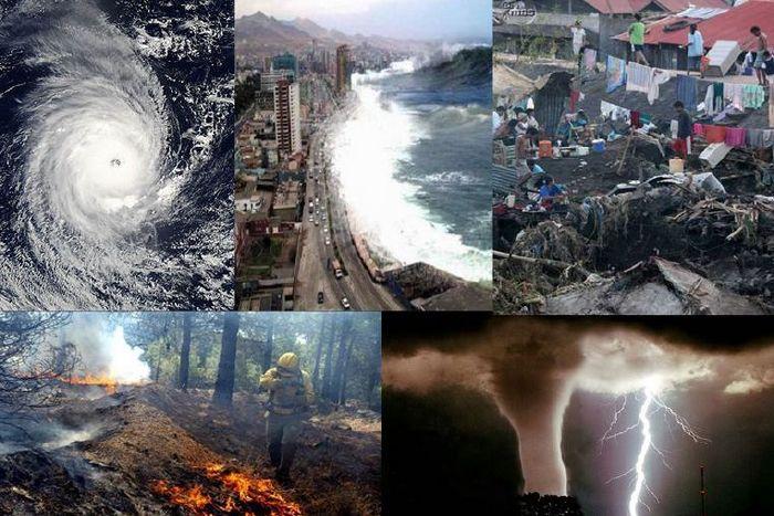 ¿Qué países tienen más riesgo de ser devastados por un desastre natural?