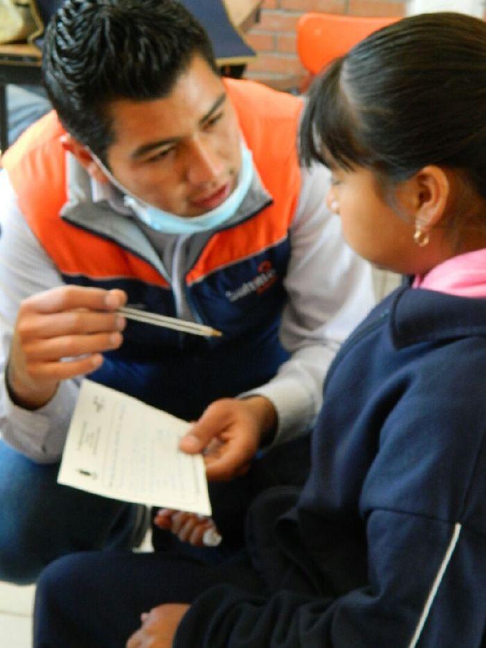 Saltillo: Atienden médicos al ejido Puebla