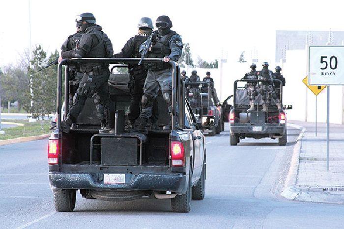 Policías de Coahuila: Siguen dando de qué hablar, desatan escándalo en Saltillo